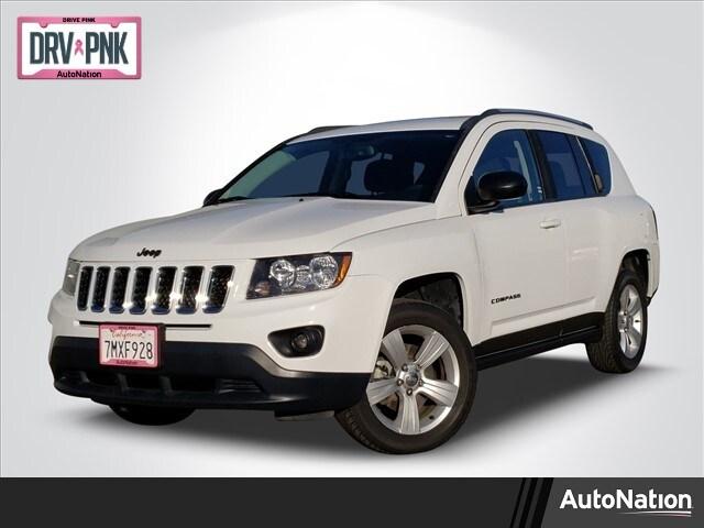2016 Jeep Compass Sport SUV