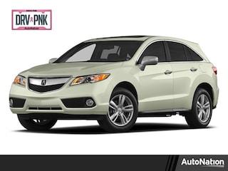 2014 Acura RDX Tech Pkg SUV