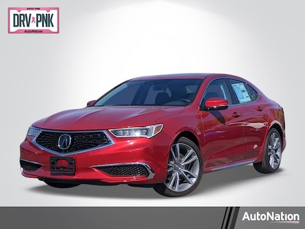 2020 Acura TLX V-6 with Technology Package Car