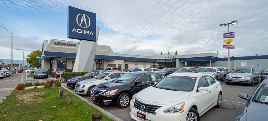 Beautiful Exterior View Of AutoNation Acura Stevens Creek Serving Sunnyvale