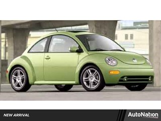 2004 Volkswagen New Beetle GLS Hatchback