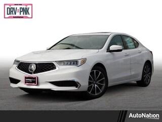 2019 Acura TLX 3.5 V-6 9-AT SH-AWD Sedan