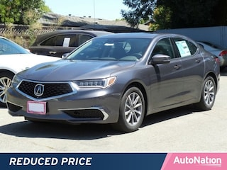 2018 Acura TLX 2.4 8-DCT P-AWS with Technology Package Sedan