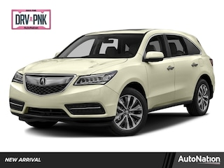 2016 Acura MDX w/Tech/Acurawatch Plus SUV
