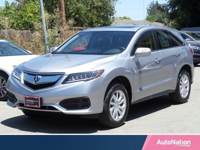 2018 Acura RDX AWD with Technology and AcuraWatch Plus Packages SUV