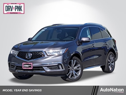 2019 Acura MDX with Advance Package Sport Utility