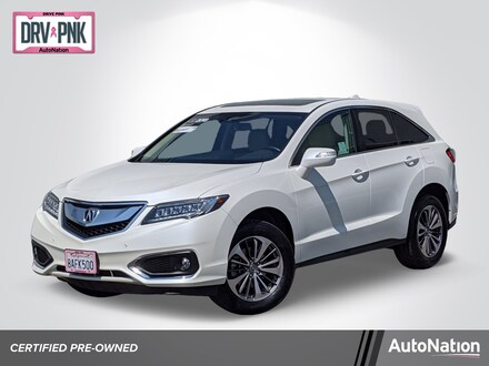 2018 Acura RDX w/Advance Pkg SUV