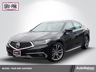 2019 Acura TLX 3.5 V-6 9-AT P-AWS with Advance Package Car