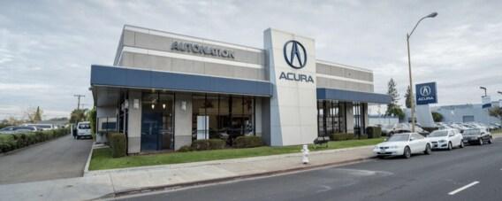 Acura Near Me >> Autonation Acura Stevens Creek Acura Dealer Near Me San