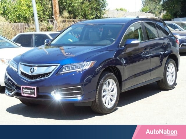 2018 Acura RDX AWD with Technology Package SUV