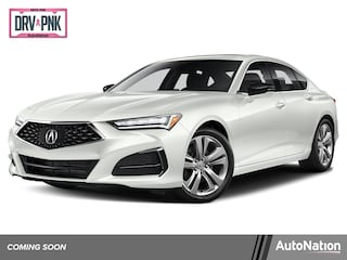 2021 Acura TLX SH-AWD with Technology Package Car