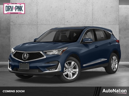 2021 Acura RDX with Advance Package Sport Utility