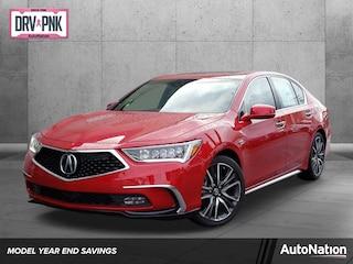 2020 Acura RLX Sport Hybrid SH-AWD with Advance Package Car