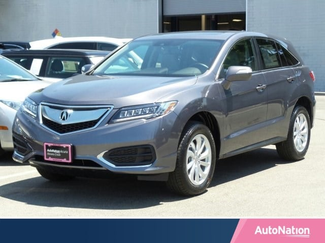 2018 Acura RDX with Technology and AcuraWatch Plus Packages SUV