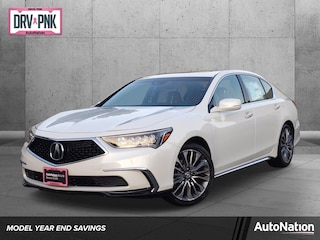 2020 Acura RLX P-AWS with Technology Package Car