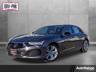 2021 Acura TLX with Technology Package Car