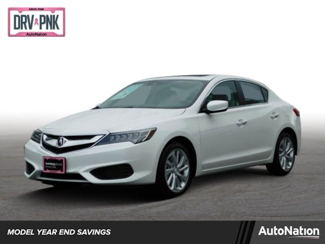 2018 Acura ILX with Technology Plus Sedan