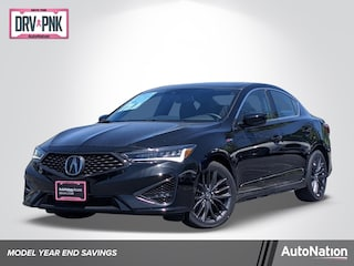 2019 Acura ILX with Premium and A-Spec Package Car