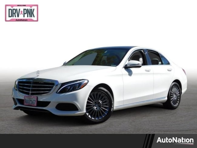 2016 Mercedes-Benz C-Class C 300 Luxury Sedan