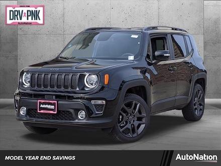 2020 Jeep Renegade HIGH ALTITUDE 4X4 SUV