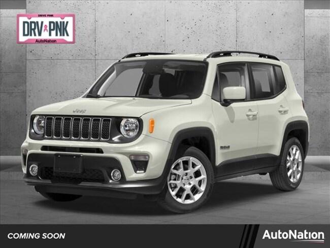 2021 Jeep Renegade Latitude SUV