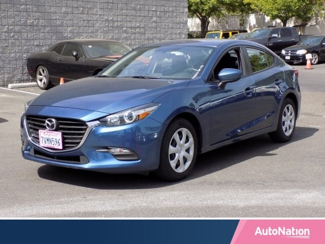 2017 Mazda Mazda3 4-Door Sport 4dr Car