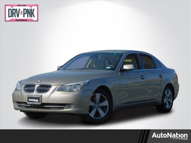 Certified 2008 BMW 5 Series 528xi 4dr Car in Roseville, CA