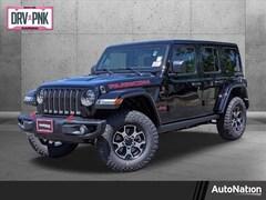 2021 Jeep Wrangler UNLIMITED RUBICON 4X4 SUV