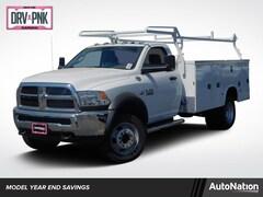 2018 Ram 4500 Chassis Tradesman/SLT Truck Regular Cab