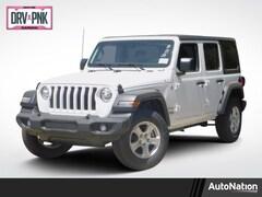2019 Jeep Wrangler Unlimited Sport S Sport Utility