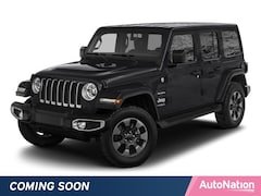 2018 Jeep Wrangler Unlimited Sport S Sport Utility
