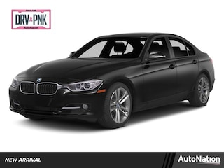2013 BMW 3 Series 320i 4dr Car