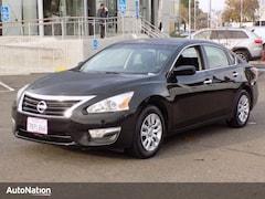 2015 Nissan Altima 2.5 S 4dr Car