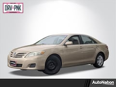2010 Toyota Camry LE 4dr Car