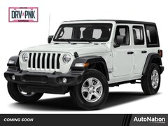 2021 Jeep Wrangler Willys SUV