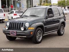 2005 Jeep Liberty Renegade Sport Utility