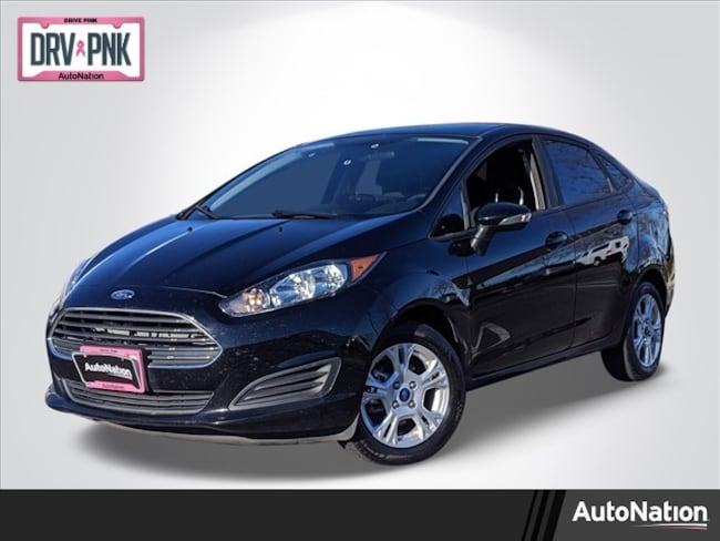 2016 Ford Fiesta SE 4dr Car