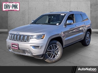 2021 Jeep Grand Cherokee LIMITED 4X4 SUV for sale in Roseville
