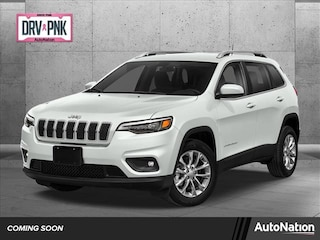 2021 Jeep Cherokee Latitude Lux SUV for sale in Roseville