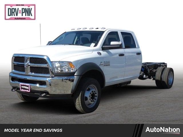 2017 Ram 4500 Chassis Cab Tradesman Crew Cab Chassis Cab