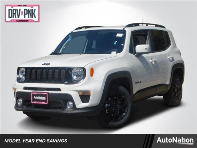 2019 Jeep Renegade Latitude 4x4 SUV