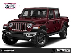 2021 Jeep Gladiator Willys Truck Crew Cab