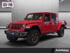 2021 Jeep Gladiator RUBICON 4X4 Truck Crew Cab