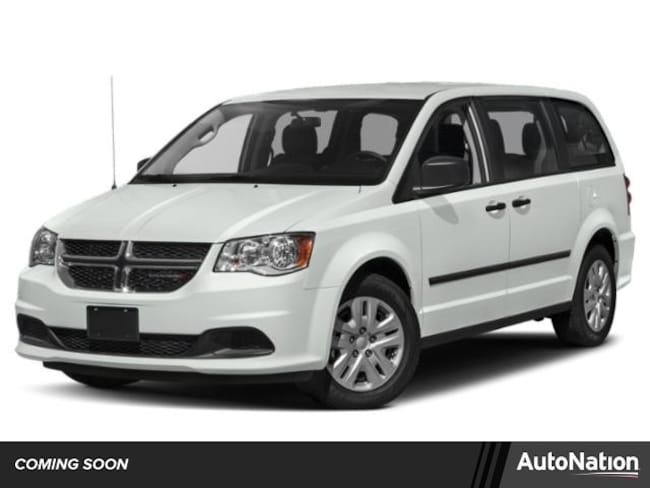 2019 Dodge Grand Caravan SE Mini-van Passenger