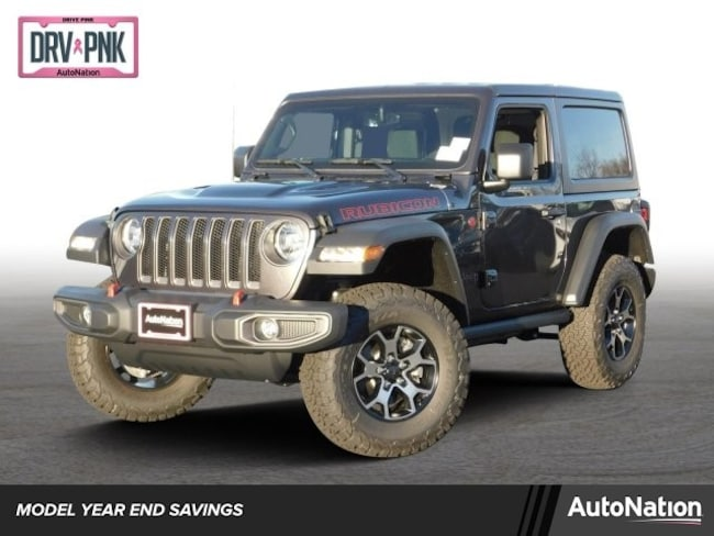 2018 Jeep Wrangler Rubicon Sport Utility