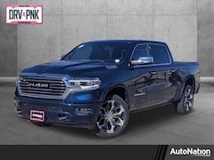 2021 Ram 1500 LIMITED LONGHORN CREW CAB 4X4 5'7 BOX Truck Crew Cab
