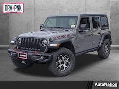 2021 Jeep Wrangler UNLIMITED RUBICON 4X4 SUV