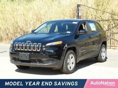 2017 Jeep Cherokee Sport Sport Utility