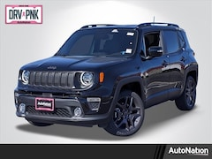 2020 Jeep Renegade HIGH ALTITUDE 4X4 SUV