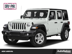 2020 Jeep Wrangler UNLIMITED SPORT S 4X4 SUV